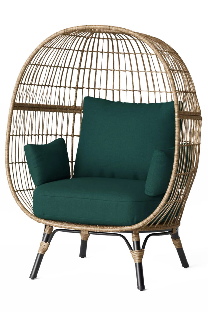 Southport Patio Egg Chair – Jade - TARGET