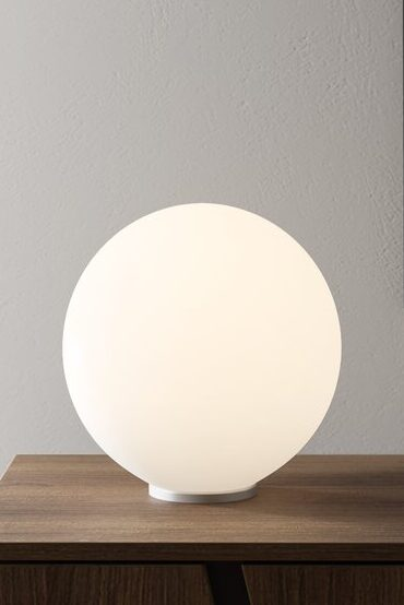 Globe table lamp from All Modern.