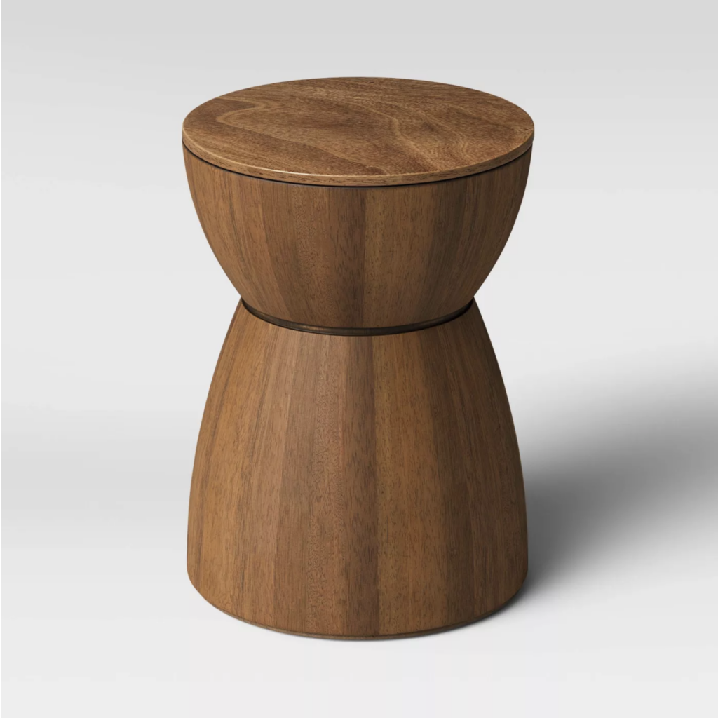 Prisma Wood Accent Table – Project 62 via Target
