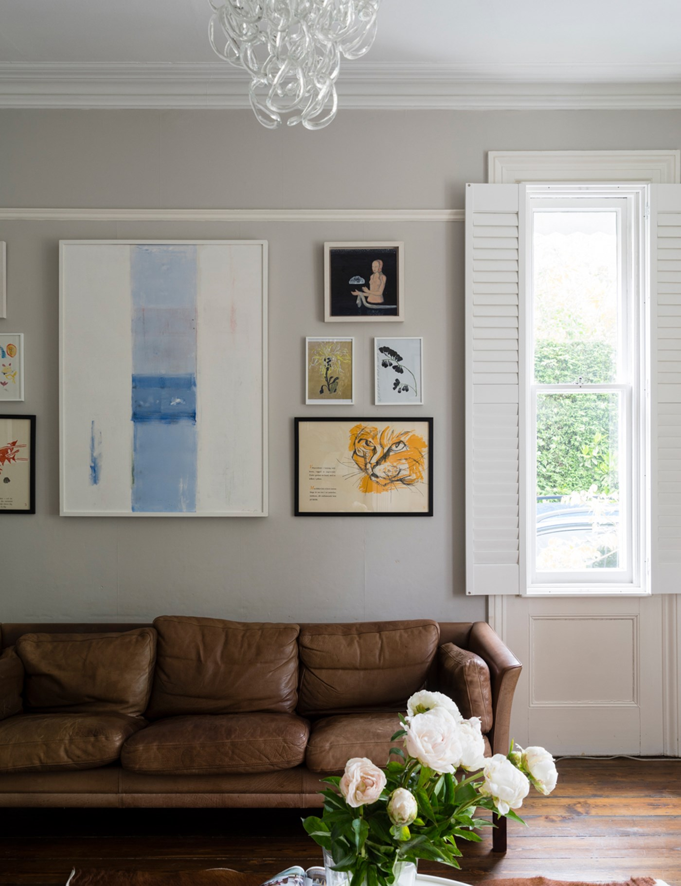 20+ Beautiful Light Greige Paint Colors feat. 'Purbeck Stone' from Farrow & Ball, IMAGE CREDIT: Farrow & Ball