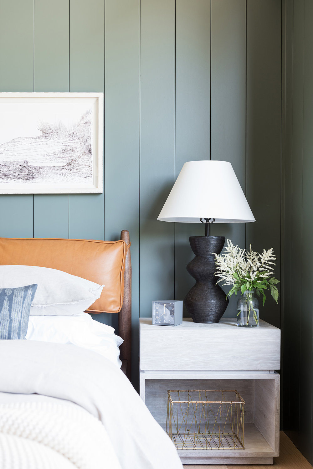 IMAGE: via Studio McGee feat. paint color 'Nitty Gritty' from Portola Paints