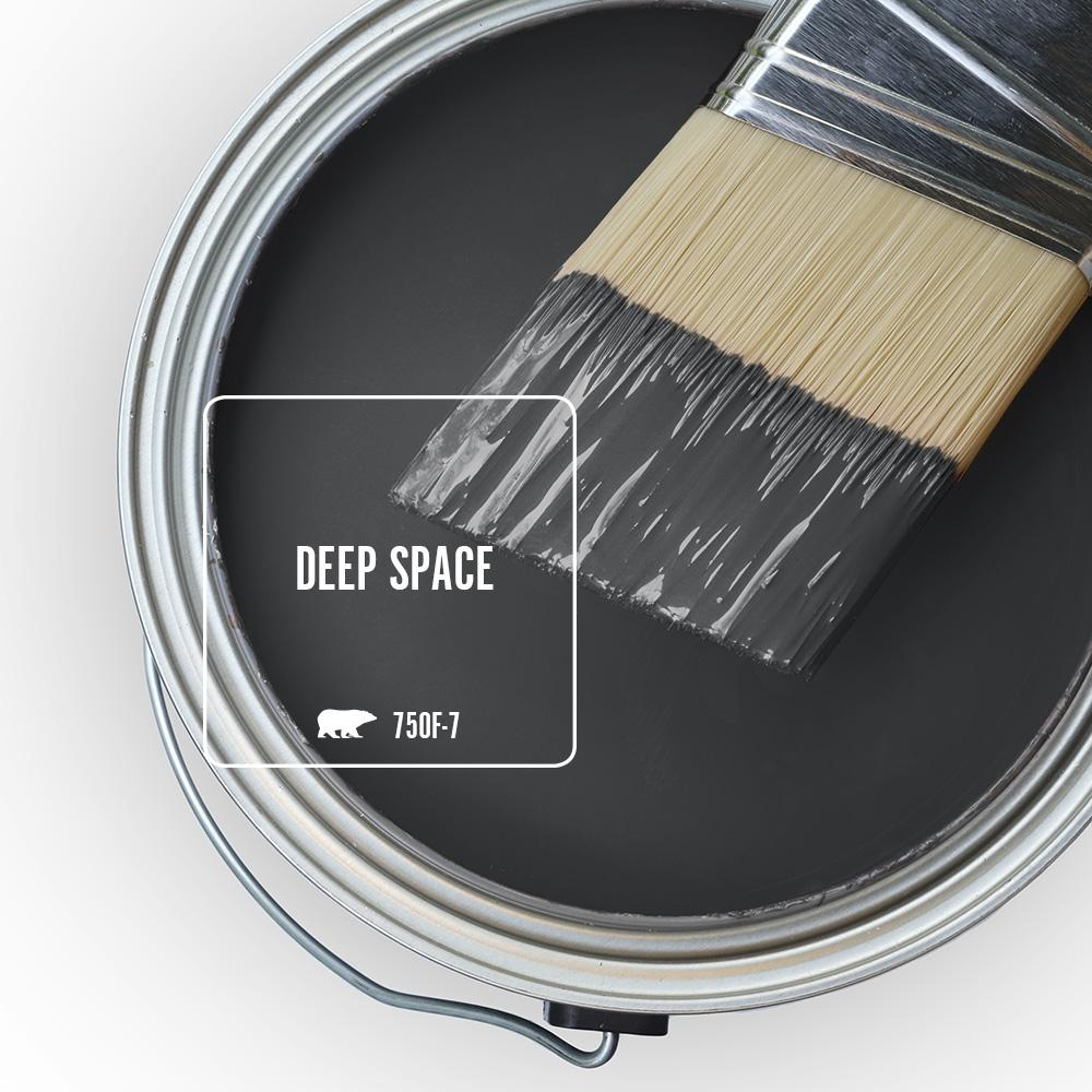 'Deep Space' by Behr via Home Depot