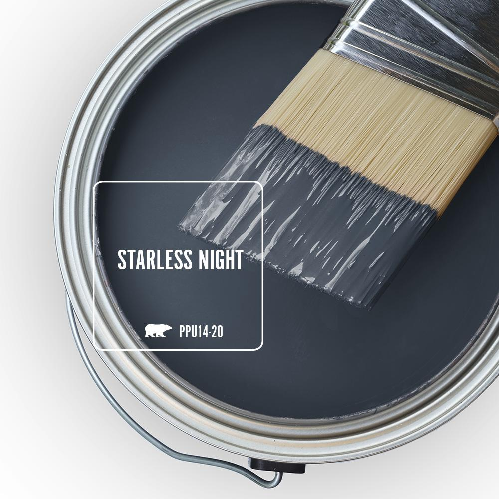'Starless Night' by Behr via Home Depot