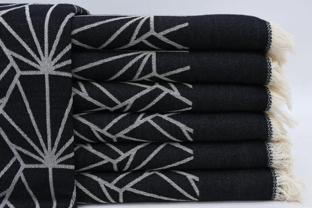 Turkish Luxury bath towels via Etsy
