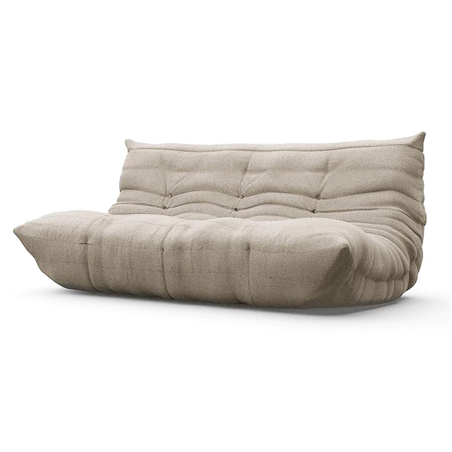 Ducaroy Quayside 3 Seater Sofa in Fabric via Barcelona Designs