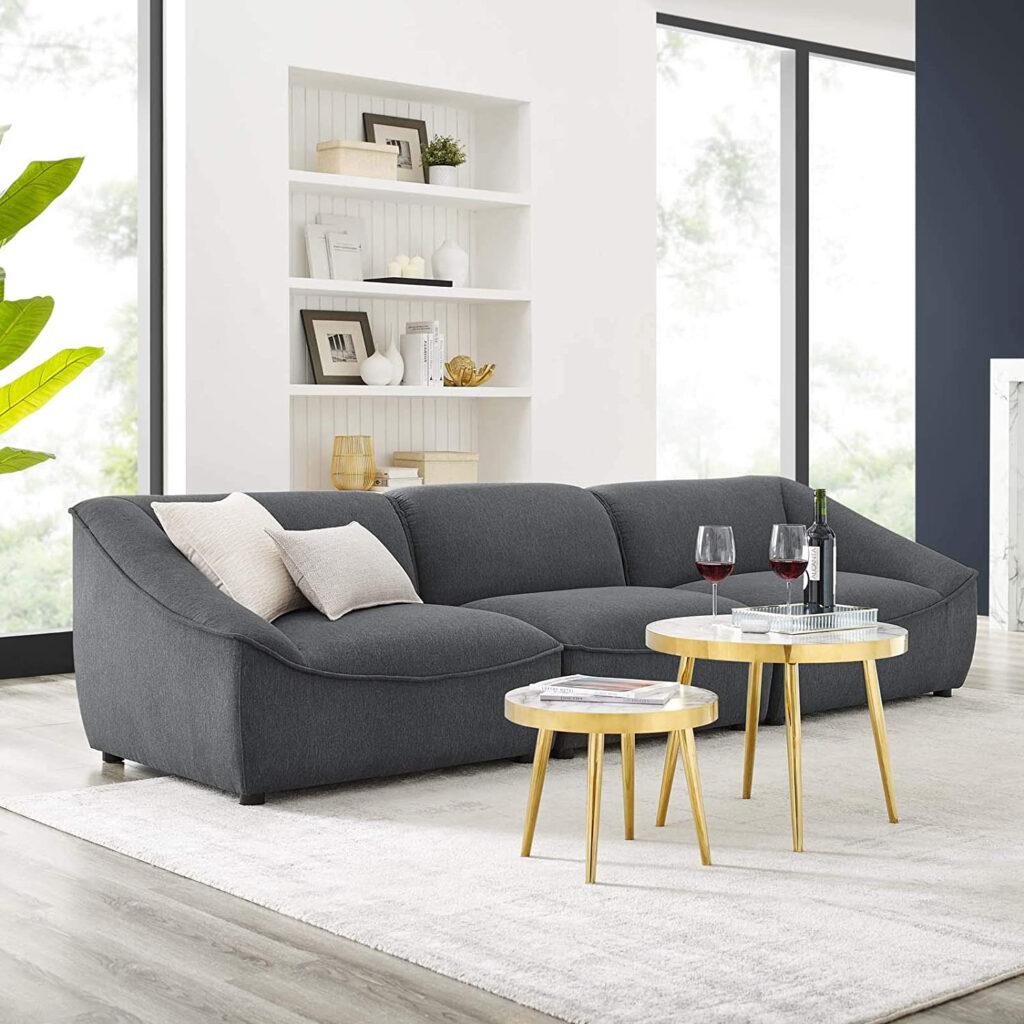 Modway 'Comprise' Sectional Sofavia Amazon
