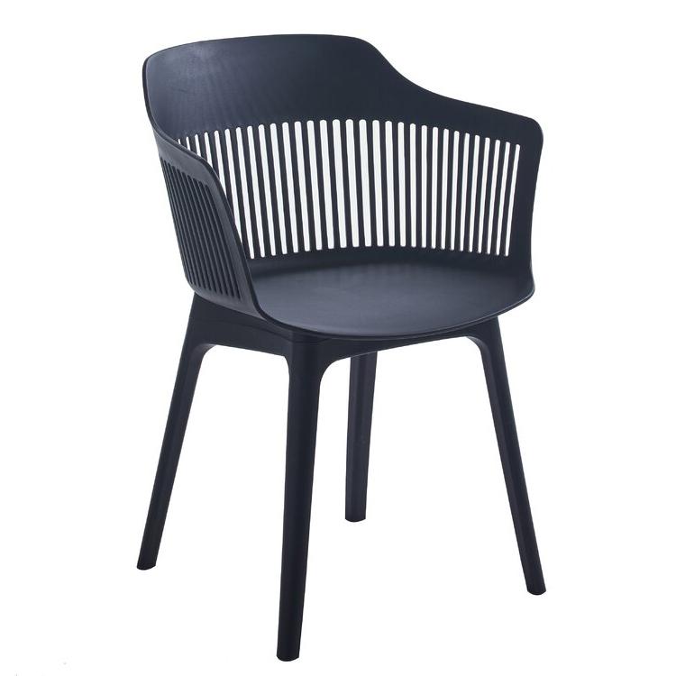HASHTAG HOME 'Ybarra' Slat Back Arm Chair via Wayfair