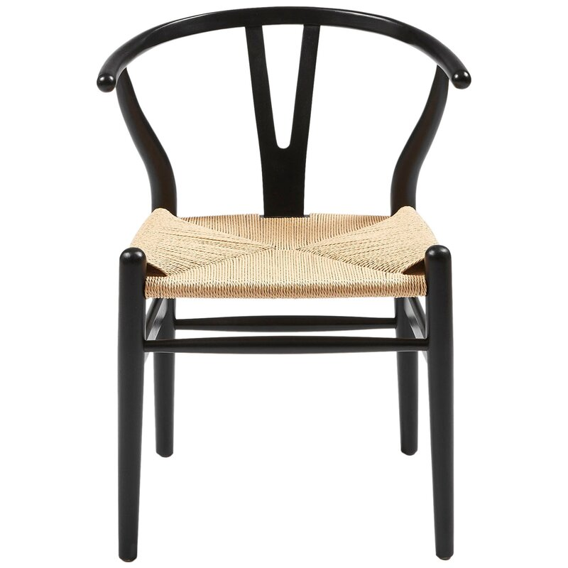 BUNGALOW ROSE 'Cantero' Stacking Side Chair via Wayfair