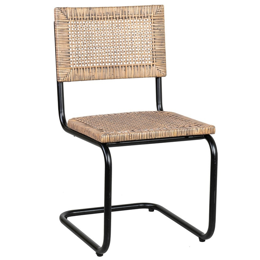East at Main 'Trixie' Rattan Side Chair via Overstock