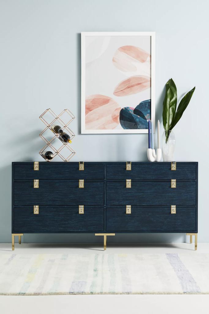 Ingrahm 6-Drawer Dresser via Anthropologie
