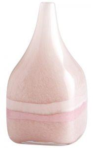 Pink Vase via Wayfair.